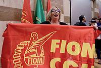Roma, 14 Luglio 2017<br /> Assemblea generale FIOM CGIL, eletta Francesca Re David come Segretario Generale