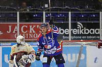 IJSHOCKEY: HEERENVEEN: 24-10-2015, IJsstadion Thialf, UNIS Flyers - Luik Bulldogs, uitslag 6-3, Marco Postma (#19), ©foto Martin de Jong