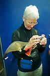 Amy Kvalseth With Possum, Healesville Sanctuary