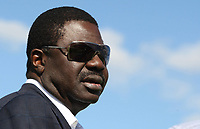 31st March 2020, France; It has been announced that Pape Diouf, ex-President of League 1 football club in France has died from Covid-19 Coroma Virus.  FRIENDLY GAMES 2008/2009 - TOULOUSE FC v OLYMPIQUE MARSEILLE