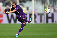 Martin Caceres of Fiorentina  <br /> Firenze 6-10-2019 Stadio Artemio Franchi <br /> Football Serie A 2019/2020 <br /> ACF Fiorentina - Udinese Calcio <br /> Photo Andrea Staccioli / Insidefoto