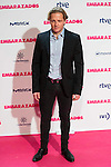 """Juan Diaz attends to the premiere of the film """"Embarazados"""" at Capitol Cinemas in Madrid, January 27, 2016.<br /> (ALTERPHOTOS/BorjaB.Hojas)"""