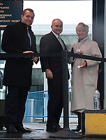NEW YORK, NY March 08, 2018: Greg Kelly, Ray Kelly, Veronica Kelly attendInternational Women's Day at United Nations in New York. March 07, 2018 <br /> CAP/MPI/RW<br /> &copy;RW/MPI/Capital Pictures