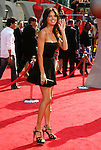 Model Adriana Lima arrives at the 2008 ESPY Awards held at NOKIA Theatre L.A. LIVE on July 16, 2008 in Los Angeles, California.