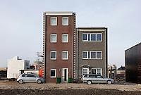 Nieuwbouwwijk in Almere Poort