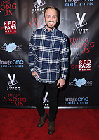 01 February 2018 - Beverly Hills, California - Adam McArthur. &quot;Living Among Us&quot; Los Angeles Premiere held at Ahrya Fine Arts Theatre.   <br /> CAP/ADM/BT<br /> &copy;BT/ADM/Capital Pictures