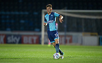 Jack Williams (on Trial from QPR) of Wycombe Wanderers during the Friendly match between Wycombe Wanderers and AFC Wimbledon at Adams Park, High Wycombe, England on 25 July 2017. Photo by Andy Rowland.