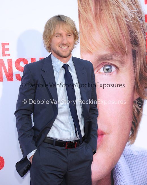 Owen Wilson  at The Twentieth Century Fox World Premiere of The Internship held at The Regency Village Theatre in Westwood, California on May 29,2013                                                                   Copyright 2013 Hollywood Press Agency