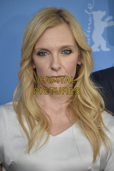 BERLIN, GERMANY - FEBRUARY 10 - Toni Collette attending the Long Way Down Photocall,  at the Berlin Film Festival, on Monday, February 10, 2014<br /> <br /> CAP/AAP<br /> &copy;AAP/Capital Pictures