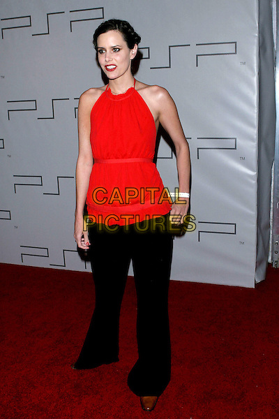 14 March 2005 - West Hollywood, CA - Ione Skye.  PSP North American Launch Party held at the Pacific Design Center..Photo Credit: Jacqui Wong/AdMedia.www.capitalpictures.com.sales@capitalpictures.com.© Capital Pictures.
