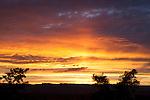 Sunset in Page, Arizona