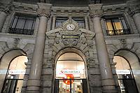 - Milan, headquarters of Unicredit bank in Cordusio square<br /> <br /> - Milano sede centrale della banca Unicredit  in piazza Cordusio