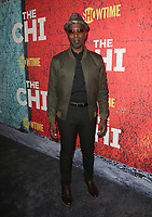 03 January 2018 - Los Angeles, California - Ntare Guma Mbaho Mwine. Showtime's &quot;The Chi&quot; Los Angeles Premiere held at Downtown Independent.     <br /> CAP/ADM/FS<br /> &copy;FS/ADM/Capital Pictures