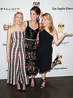 "16 June 2017 - Santa Monica, California - Madelyn Deutch, Melissa Bolona, Lea Thompson. 2017 Los Angeles Film Festival - Premiere Of ""The Year Of Spectacular Men"". Photo Credit: F. Sadou/AdMedia"
