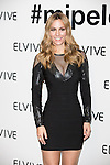 Spanish model and singer Edurne Garcia poses during promotional event in Madrid, Spain. February 11, 2016. (ALTERPHOTOS/Victor Blanco)
