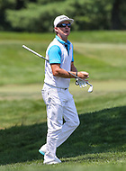 Potomac, MD - July 1, 2018: Brian Gay during final round at the Quicken Loans National Tournament at TPC Potomac  in Potomac, MD, July 1, 2018.  (Photo by Elliott Brown/Media Images International)