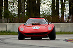 Robert Boyce races his 1965 Cheetah replica at the SVRA Vintage GT Challenge at Road America, 2005