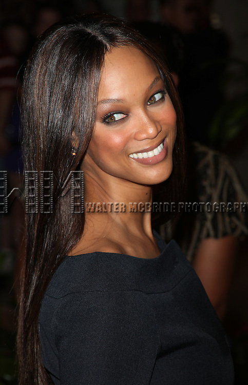 Tyra Banks.arriving for the 2009 White House Correspondents Dinner on May 9, 2009 at the Washingto Hilton in Washington, DC..© Walter McBride /