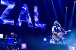 Music Group IZAL concert at Barclayscard Center, Madrid,  Spain. April 11, 2015.(ALTERPHOTOS/)CECI CARRION)