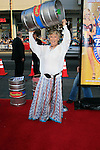 Cloris Leachman at the premiere of the new WB film 'Beerfest' at the Grauman's Chinese Theater in Hollywood, California on August 21, 2006. Photo by Nina Prommer/Milestone Photo