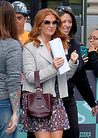 Isla Fisher at Build 1 100317