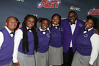 """LOS ANGELES - SEP 17:  Detroit Youth Choir at the """"America's Got Talent"""" Season 14 Live Show Red Carpet - Finals at the Dolby Theater on September 17, 2019 in Los Angeles, CA"""