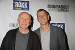 Terrence McNally (playwright) & Tom Kirdahy at Opening Night of Roundabout Theatre Company's Broadway production of The People in the Picture on April 28, 2011 at Studio 54 Theatre, New York City, New York. (Photo by Sue Coflin/Max Photos)