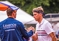 The Hague, Netherlands, 09 June, 2018, Tennis, Play-Offs Competition, Scott Griekspoor (NED)<br /> Photo: Henk Koster/tennisimages.com