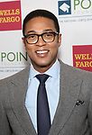Don Lemon attends the Point Foundation hosts Annual Point Honors New York Gala Celebrating The Accomplishments Of LGBTQ Students at The Plaza Hotel on April 9, 2018 in New York City.