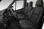 Front seat view of 2019 Mercedes Benz Sprinter-Box-Van - 2 Door Chassis Cab Front Seat  car photos