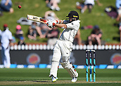 1st December 2017, Basin Reserve, Wellington, New Zealand; International Test Cricket, Day 1, New Zealand versus West Indies;  Jeet Raval batting