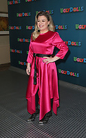 BEVERLY HILLS, CA -APRIL 13: Kelly Clarkson, at STX Entertainment's &quot;UglyDolls&quot; Photo Call at The Four Seasons Hotel in Beverly Hills, California on April 13, 2019.    <br /> CAP/MPI/SAD<br /> &copy;SAD/MPI/Capital Pictures
