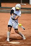 Hitomi Kawabata (JPN), <br /> AUGUST 19, 2018 - Softball : Women's Preliminary Round between Japan - Hong Kong at Gelora Bung Karno Softball field during the 2018 Jakarta Palembang Asian Games in Jakarta, Indonesia. <br /> (Photo by MATSUO.K/AFLO SPORT)