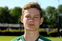 GRONINGEN - Presentatie FC Groningen o23, seizoen 2018-2019,   30-06-2018,  Luuk Wouters