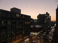 SAO PAULO - SP - 16 DE JULHO DE 2013 -  CLIMA/TEMPO, vista da zona oeste da capital, netse final de tarde com tempo muito seco. FOTO: MAURICIO CAMARGO / BRAZIL PHOTO PRESS.