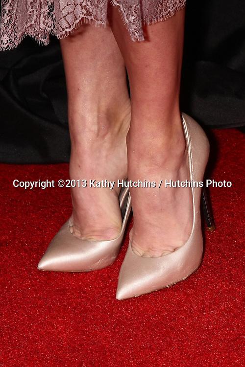 LOS ANGELES - JAN 12:  Amy Adams arrives at the 2013 LA Film Critics Awards at InterContinental Hotel on January 12, 2013 in Century City, CA