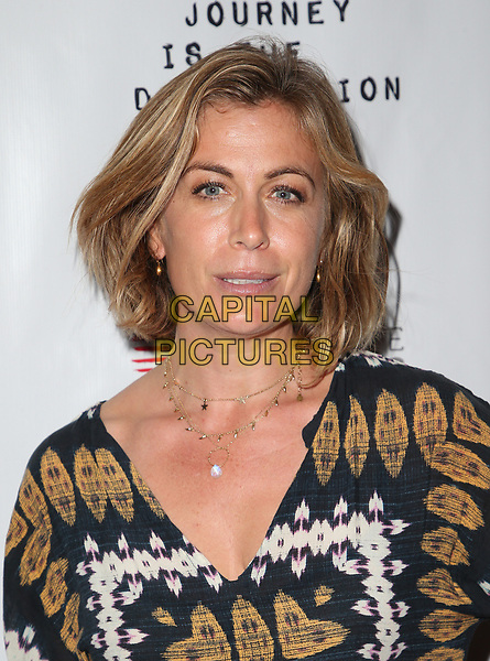 SANTA MONICA , CA - OCTOBER 24: Sonya Waiger, at Premiere Of 'The Journey Is The Destination' At The Laemmle Monica Film Center in Santa Monica, California on October 24, 2017. <br /> <br /> CAP/MPI/FS<br /> &copy;FS/MPI/Capital Pictures