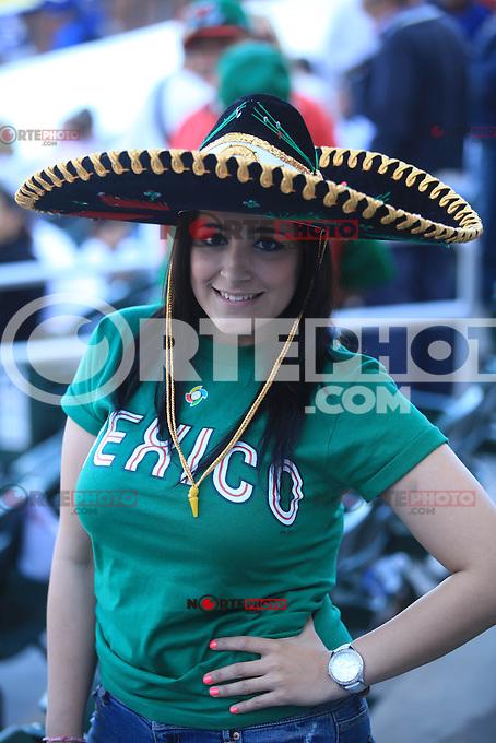 FANS..durante   Mexico vs Italia, 2013 World Baseball Classic, Estadio Salt River Field en Scottsdale, Arizona  ,7 de marzo 2013...photo© Baldemar de los Llanos