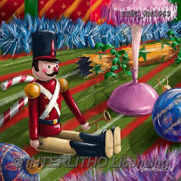 Marcello, CHRISTMAS CHILDREN, WEIHNACHTEN KINDER, NAVIDAD NIÑOS, paintings+++++,ITMCXM1669,#XK#,nutcracker