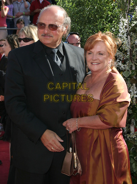 DENNIS FRANZ.6th Annual Prime Time Emmy Awards held at the Shrine Auditorium. .September 19th, 2004.half length, sunglasses, shades.www.capitalpictures.com.sales@capitalpictures.com.©Don Shaffer/AdMedia/Capital Pictures.
