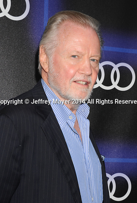 LOS ANGELES, CA- AUGUST 21: Actor Jon Voight arrives at the Audi Emmy Week Celebration at Cecconi's Restaurant on August 21, 2014 in Los Angeles, California.