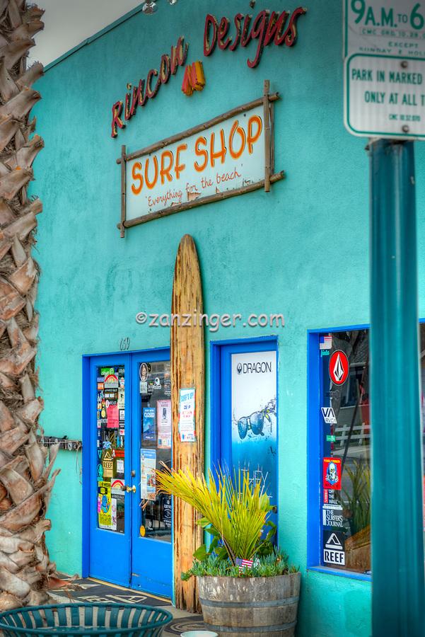 Carpinteria CA, coastal community, Pacific Ocean, Beach, California, Southern California,