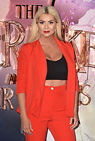 Nicola McLean<br /> 'The Nutcracker and the Four Realms' European Film Premiere at Westfield, London, England  on November 01,  2018.<br /> CAP/PL<br /> &copy;Phil Loftus/Capital Pictures