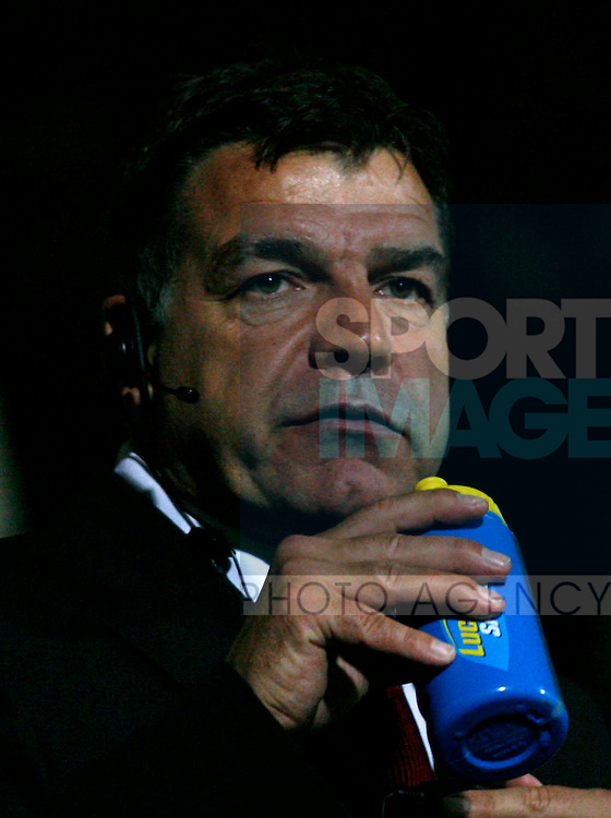Bolton's manager Sam Allardyce.