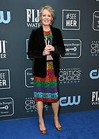 12 January 2020 - Santa Monica, California - Jean Smart. 25th Annual Critici's Choice Awards - Press Room held at Barker Hangar. Photo Credit: Birdie Thompson/AdMedia