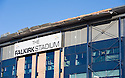 Falkirk Stadium Roof Damage Jan 2012