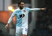 Blackburn Rovers' Danny Graham<br /> <br /> Photographer Rachel Holborn/CameraSport<br /> <br /> The EFL Sky Bet Championship - Blackburn Rovers v Sheffield Wednesday - Saturday 1st December 2018 - Ewood Park - Blackburn<br /> <br /> World Copyright © 2018 CameraSport. All rights reserved. 43 Linden Ave. Countesthorpe. Leicester. England. LE8 5PG - Tel: +44 (0) 116 277 4147 - admin@camerasport.com - www.camerasport.com