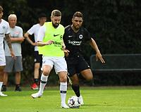 Marc Stendera (Eintracht Frankfurt) gegen Simon Falette (Eintracht Frankfurt) - 04.07.2018: Eintracht Frankfurt Trainingsauftakt, Commerzbank Arena