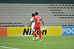 Al-Shabab vs Persepolis during the 2012 AFC Champions League Group D match on May 15, 2012 at the Maktoum Bin Rashid Al Maktoum Stadium, Dubai, United Arab Emirates, Photo by World Sport Group