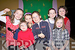 Playing with rings at the fun day at the Marian hall Moyvane on Sunday were  Orla Shine Sarah Fahy,Lisa and margaret Mulvihill, Marie O'Flaherty, Ciara Hudson, Eimear Shine.   Copyright Kerry's Eye 2008